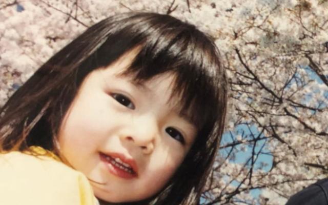 横田真悠 子供 画像