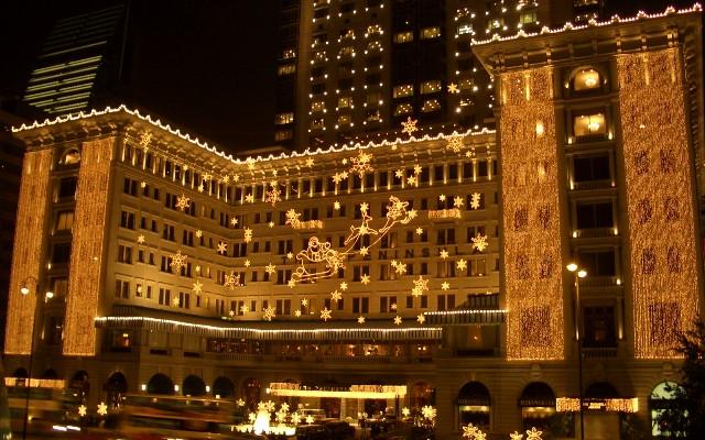 ペニンシュラホテル 画像