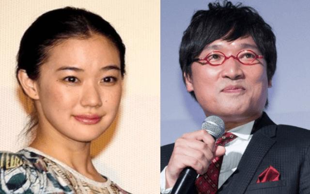 蒼井優と南海キャンディーズ・山里亮太が結婚