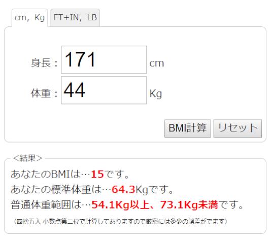 松井愛莉 身長 体重