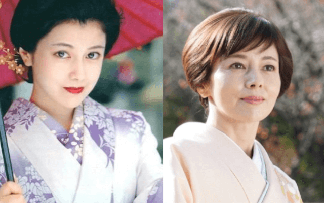 沢口靖子 画像 若い頃 比較