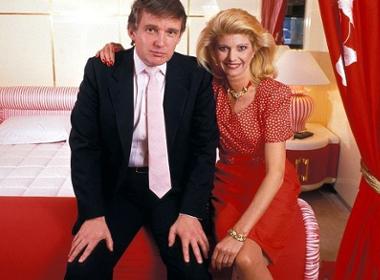 トランプ大統領 若い頃 1988年