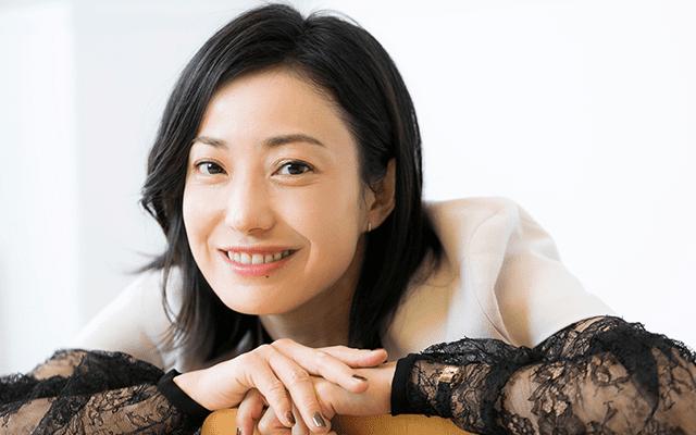 菅野美穂の年齢 プロフィール